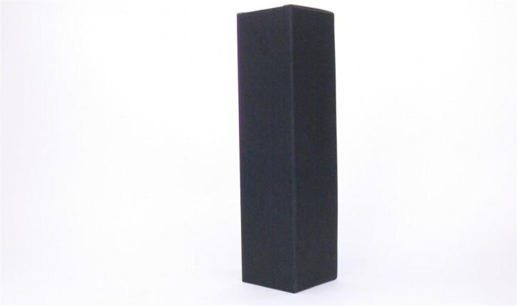 Flaschenverpackung schwarz 5 Stück