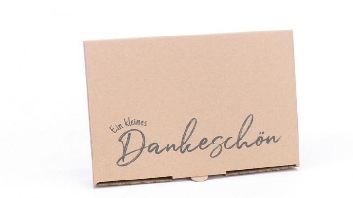 Geschenkkarton Ein kleines Dankeschön 5 Stück