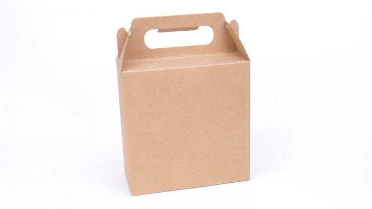 Giebelverpackung klein 5 Stück