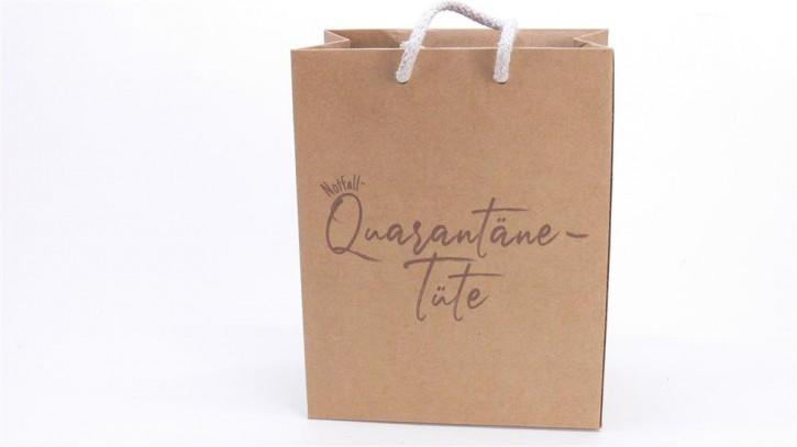 Notfall Quarantäne Tüte